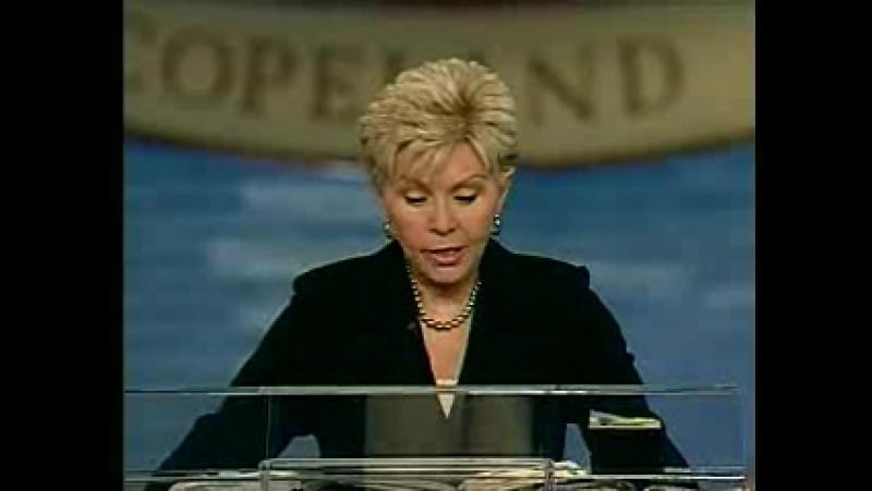 Глория Коупленд | Школа исцеления - 2003 год | 2005.06.21 | Победоносный Голос Верующего | rd2642