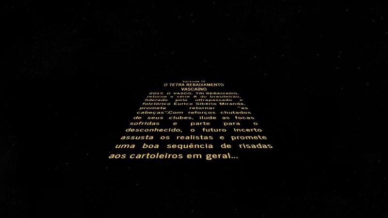 Star Wars - Rumo ao tetra B
