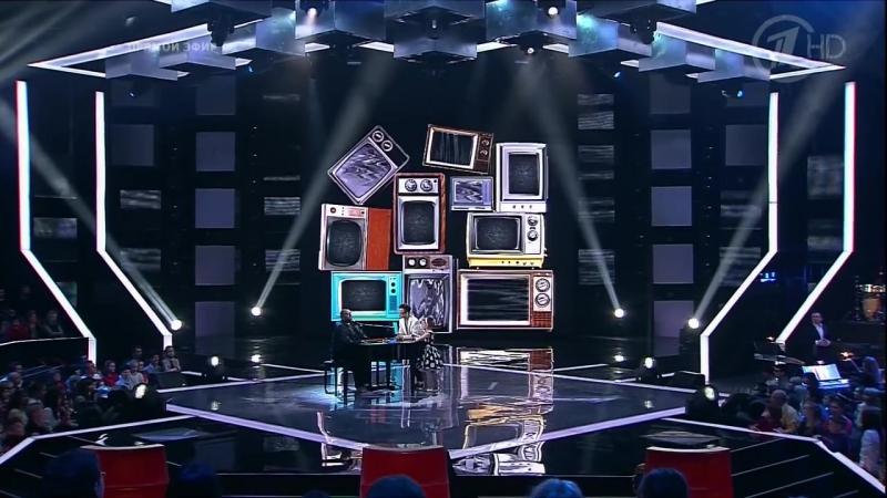 М.Фадеев, А.Кожикина, И.Филипов Twist and shout - Финал - Голос.Дети - Сезон1