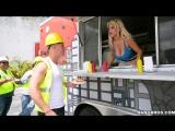 BigTitsRoundAsses  BangBros Bridgette B Serves A Pair Of Huge Tits 2017, MILF, Big Tits, Cum In Mouth, 1080p