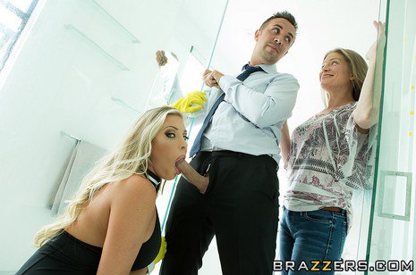 Samantha Saint Perfect Maid