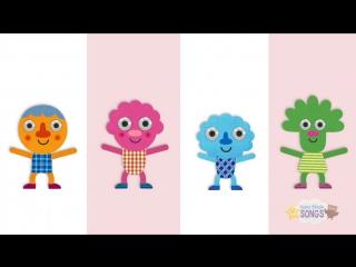 Walking Walking _ Nursery Rhymes _ Super Simple Songs