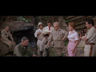 1960 - Затерянный мир / The Lost World