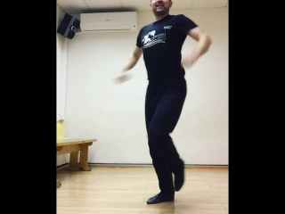 Связка Dag_8 (1часть). Школа лезгинки Lezginka-Dance Moscow