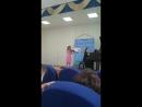 Открытие Летней творческой школы в Ейске,июнь 2017. Жюль Массне Размышление (из оперы Таис )