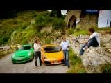 Top Gear - 10 сезон 1 серия (Ведущие отправляются на поиски самой лучшей дороги Европы) [перевод Россия 2]