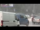 Жуткий ливень, вселенский потоп , гроза, армагеддец и апокалипсис 30 июня 2017 в