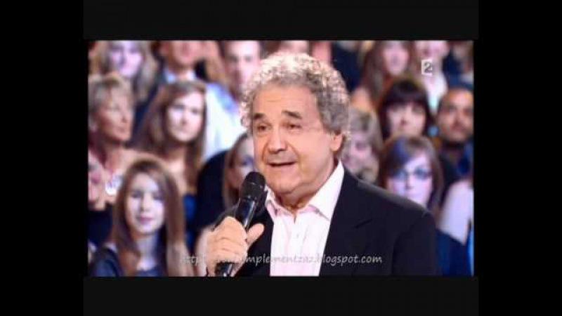 Zaz chante Mon p'tit loup avec Pierre Perret