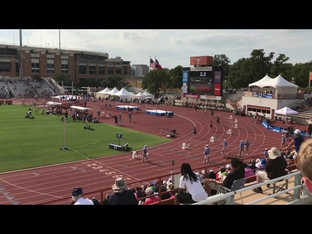 Fred Kerley Texas A&M Track & Field, NCAA 400m Record, 2017 Regional Meet 43.70!!!