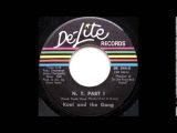 Kool and The Gang - N T (1971)