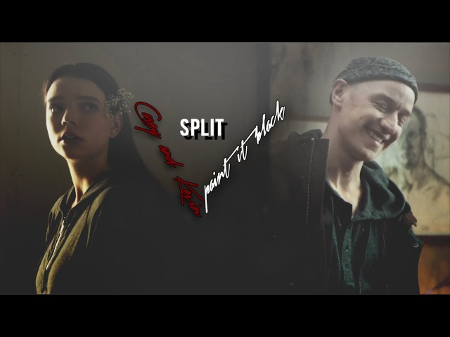 Casey and Kevin | Paint it BLACK 《SPLIT 2015》