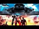 Вторжение на землю фантастика, боевик HD 1