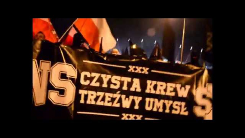 Czarny Blok - Marsz Niepodległości 2017
