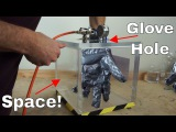 Could You Make a Space Suit Out of Duct Tape Wearing a Duct Tape Glove in a Vacuum Chamber!