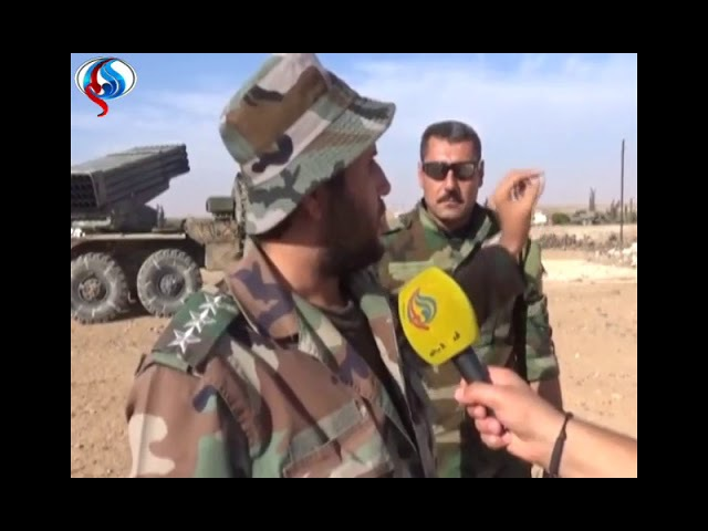 See what the Syrian army is doing in depth
