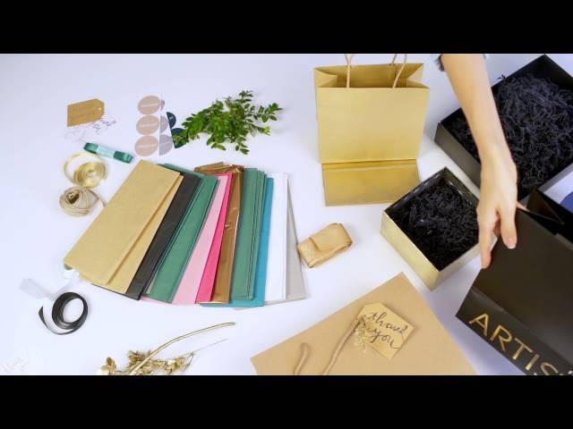 Креативная упаковка подарков: увлекательный мастер-класс от ARTISTRY