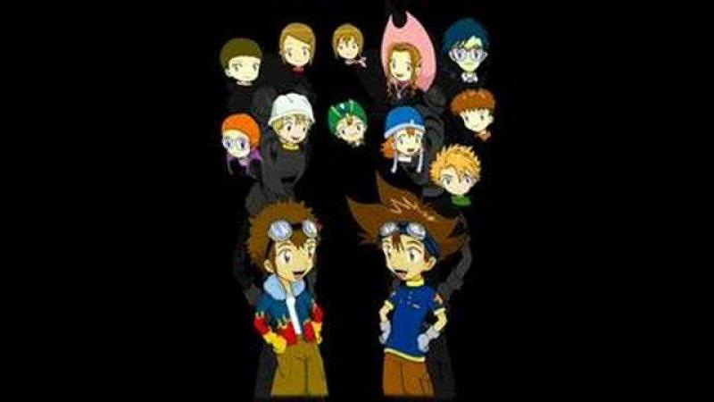 Noel Pix - Digimon II - Sag mir deinen Namen