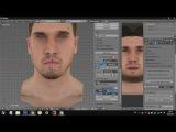 Как быстро сделать лицо для PES 2017 by Znovik S