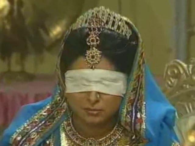Махабхарата I Mahabharat - 21 Серия из 94 (1988-1990)