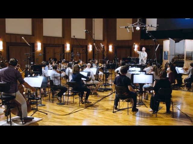 Blue Planet II Hans Zimmer Theme Live Recording BBC Earth