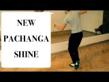 Another PACHANGA SHINE Salsa Footwork Lesson #21
