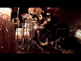 Thomas Lang drum cam with Paul Gilbert
