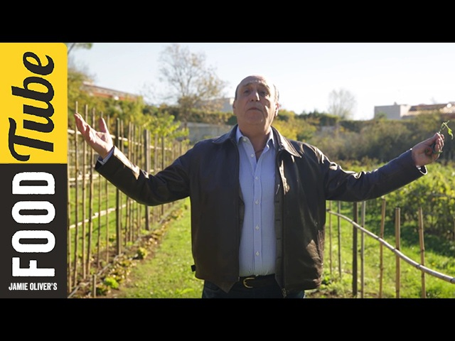 Gennaro finds an Amazing Italian Allotment Gennaro Contaldo