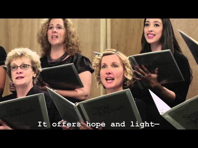New Song - Kingdom Melody 143 - Light in a Darkened World ( jw.org ) lyrics