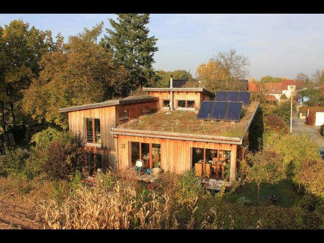 Planet Wissen - Gesünder Wohnen, bauen mit Lehm, Stroh und Holz