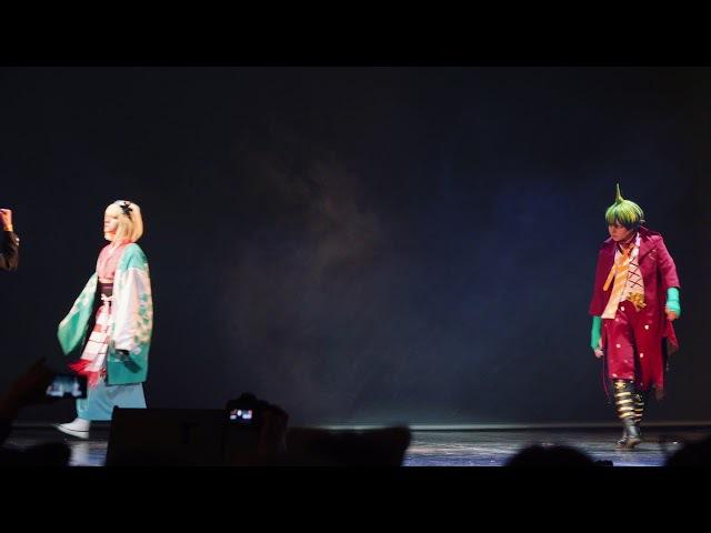 AkiCon 2017 - Ao no Exorcist - Вообще Не Косбэнд (мини экшен)