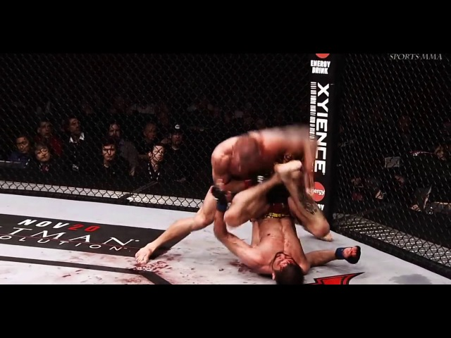 Georges St Pierre vs Carlos Condit FIGHT HIGHLIGHTS