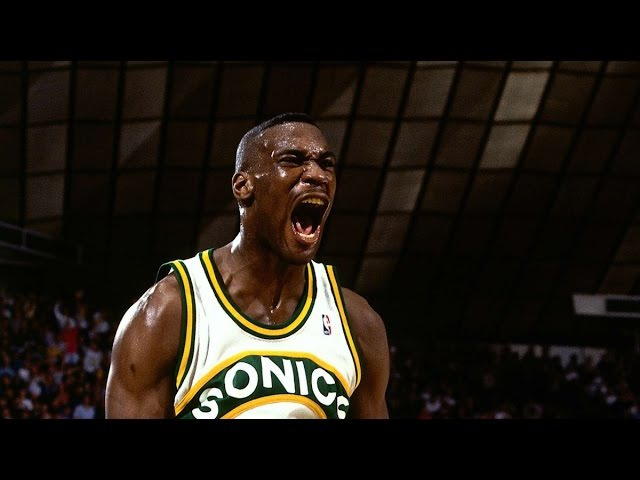Shawn Kemp - Phenomenon