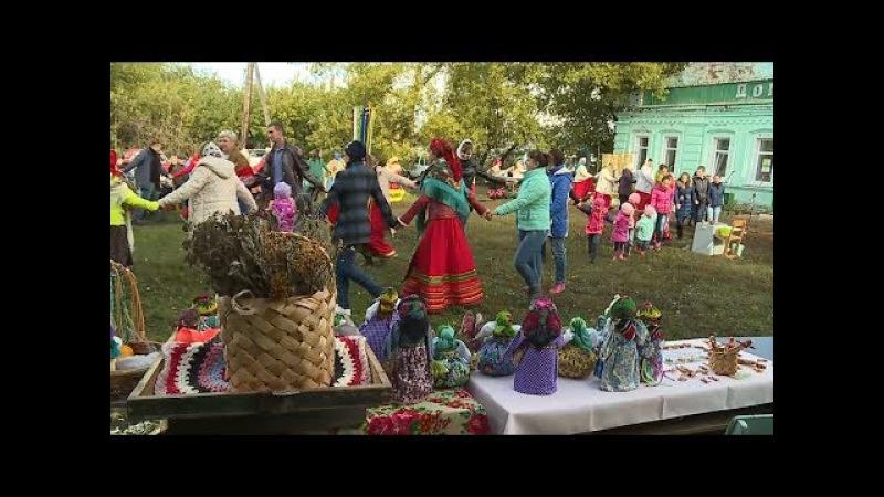 В Рузаевском районе отпраздновали 379 летие со дня образования села Шишкеево