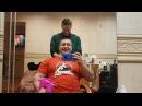 Нас 700 Видео Блог от ZhoraXXL. Готовлюсь к ЗАРУБЕ в тяге, углеводная загрузка.