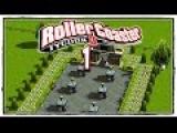 Let's Play ROLLERCOASTER TYCOON 3 Sandbox #001 -