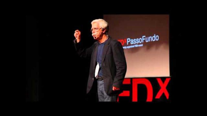 Aula, fato ou mito | José Pacheco | TEDxPassoFundo