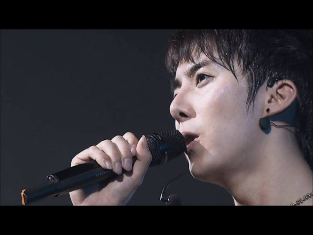 SS501 ASIA TOUR PERSONA in JAPAN <Never Again 僕の頭が悪くて> [HD]