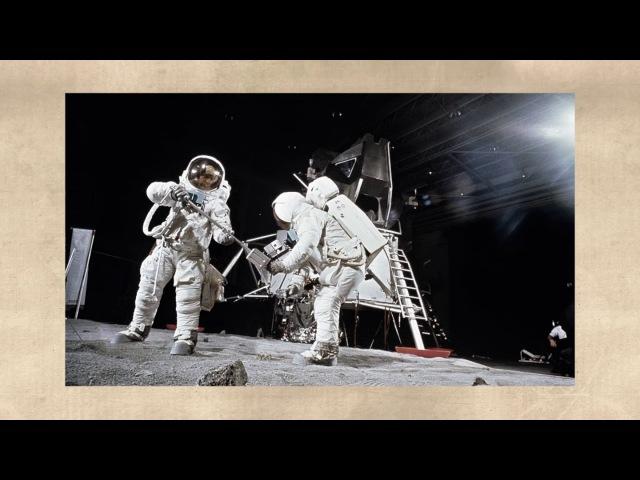 Технология разоблачения лунной афёры США - YouTube