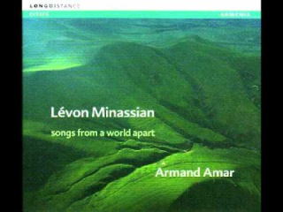 Levon minassian armand amar - songs from a world apart - nare, nare