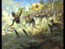 March of 3th Smolensk Uhlans regiment Nicholas march Ivan Ridel'