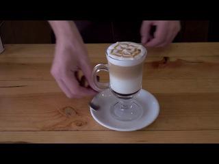07 Карамель макиято и Мокко Кофе рецепт и калькуляция кофе Как приготовить Карам ...