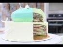МУССОВЫЙ ДВУХЪЯРУСНЫЙ торт ТИФФАНИ с ЗЕЛЕНЫМ ЧАЕМ