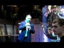 Ярослав Сумишевский на открытии ресторана в Калуге Любимая женщина и Белые туманы