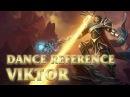 Viktor - Shufflin' - League of Legends (LoL) Dance