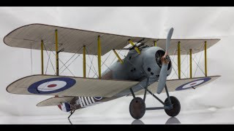 132 Wingnut Wings Sopwith Snipe | Step by Step Scale Model Aircraft Build