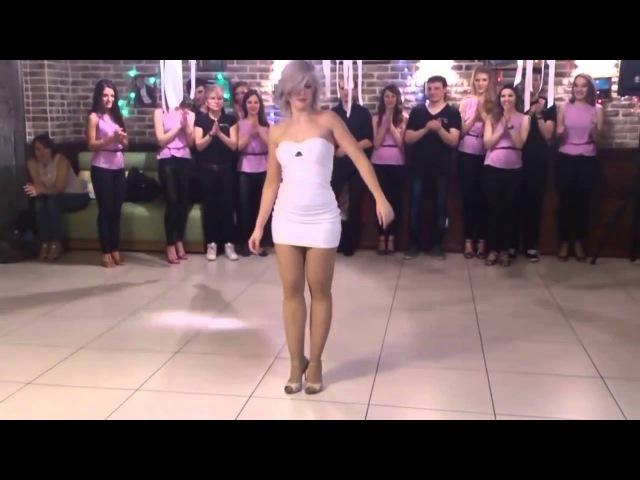 Сара Лопес Танец Кизомба Женский стиль