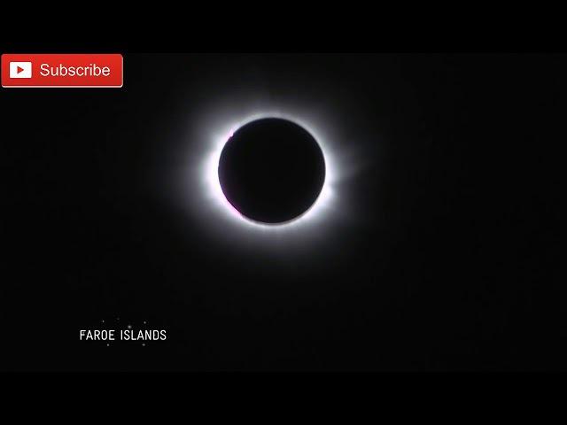 Solar Eclipse 21.08.2017 / Солнечное затмение / Արևի խավարում HD