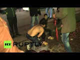 Brutal Pro-ISIS radicals with machetes, knives attack Kurds in Hamburg, Germany