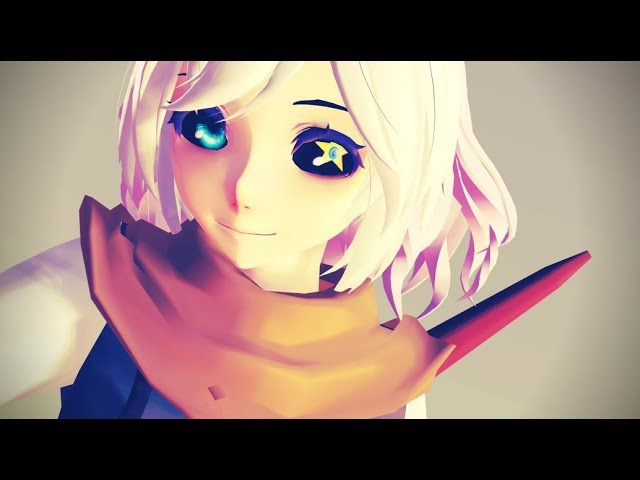 【MMDDL】No Games | Undertale Ink!Sans [Описание]