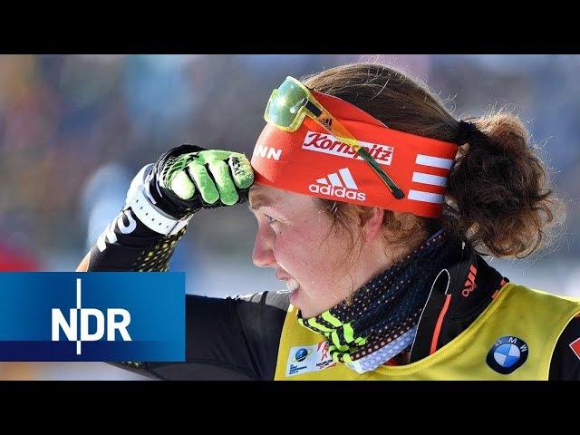 Laura Dahlmeier: Sturm auf den Biathlon-Gipfel | Sportclub Story | Sportclub | NDR